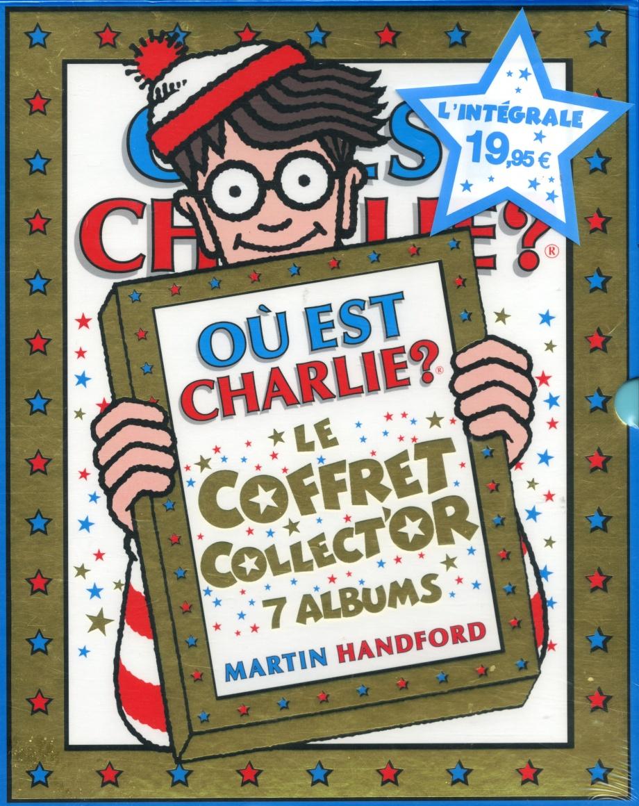 Ou Est Charlie Le Coffret Collector 7 Albums Par Martin