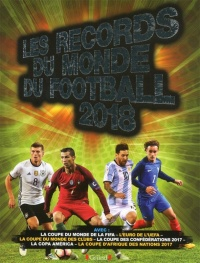 Vignette du livre Les records du monde du football 2018