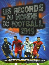 Vignette du livre Les records du monde du football 2019