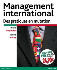 Vignette du livre Management international: des pratiques en mutation - Ulrike Mayrhofer, Sabine M.-L. Urban