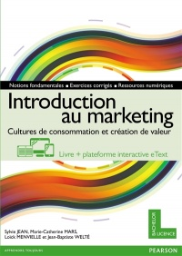 Vignette du livre Introduction au marketing: une nouvelle approche...