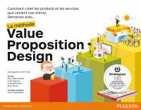 Vignette du livre La méthode Value Proposition Design
