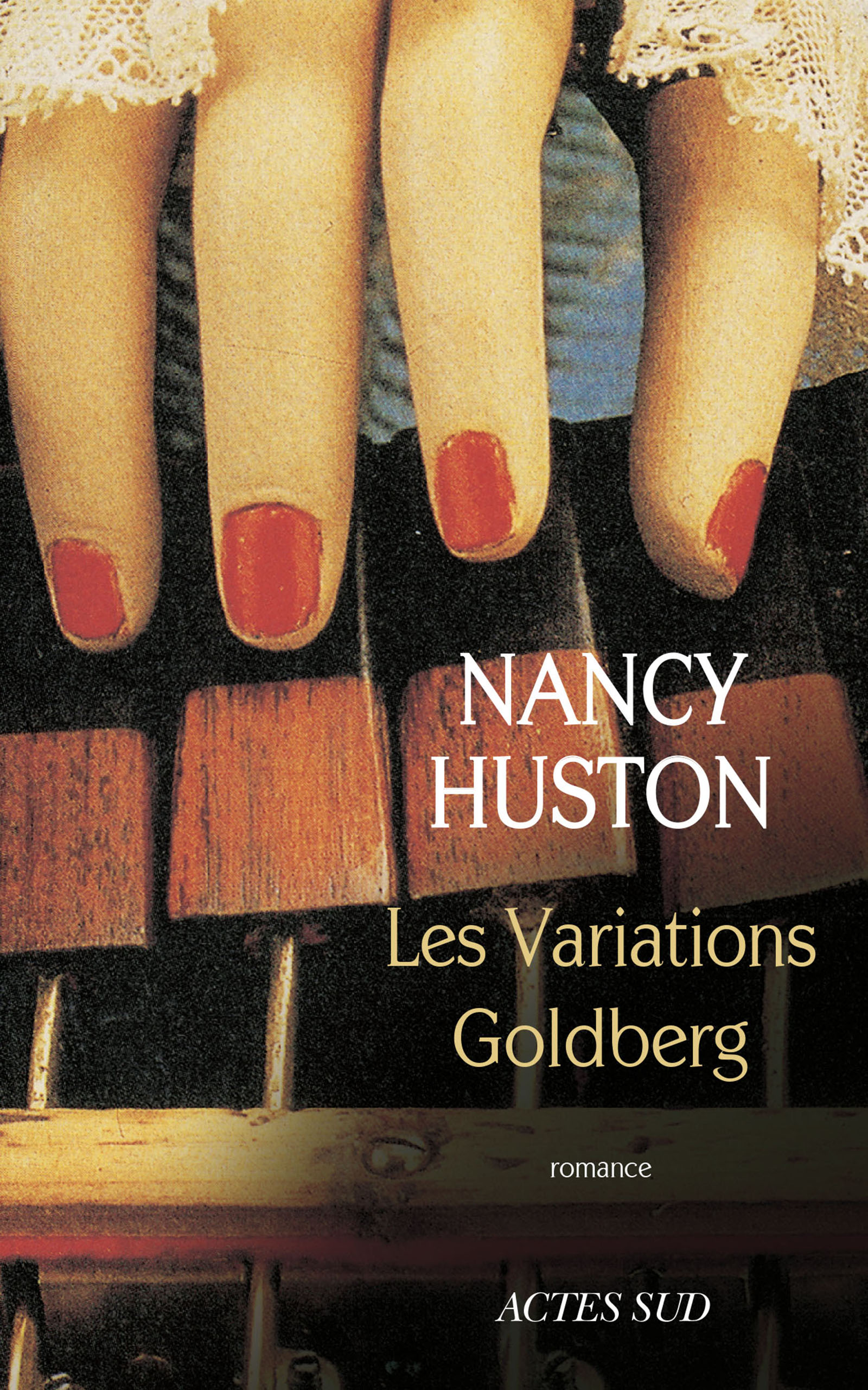 Variations Goldberg (Les) - Nancy Huston
