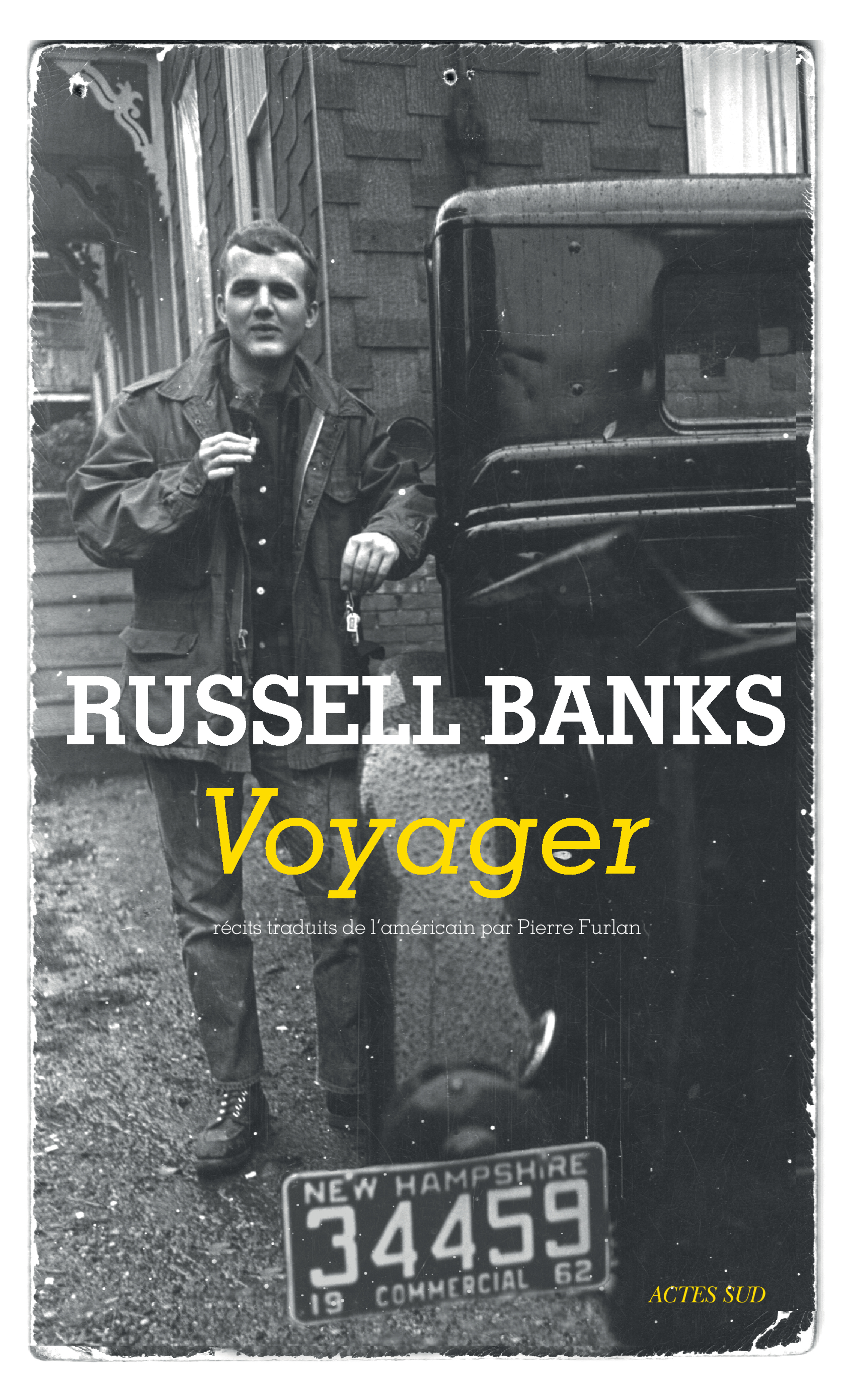 Voyager : récits de voyages - Russell Banks