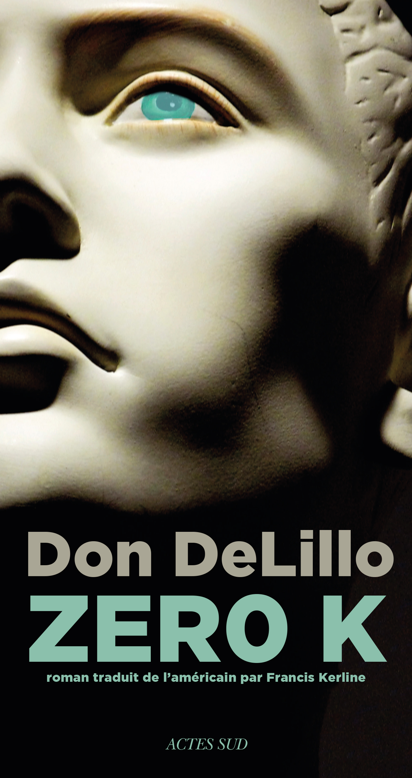 Zéro K - Don Delillo