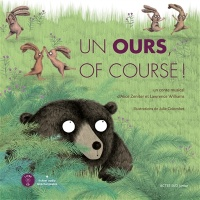 Un ours, of course, Lawrence Williams