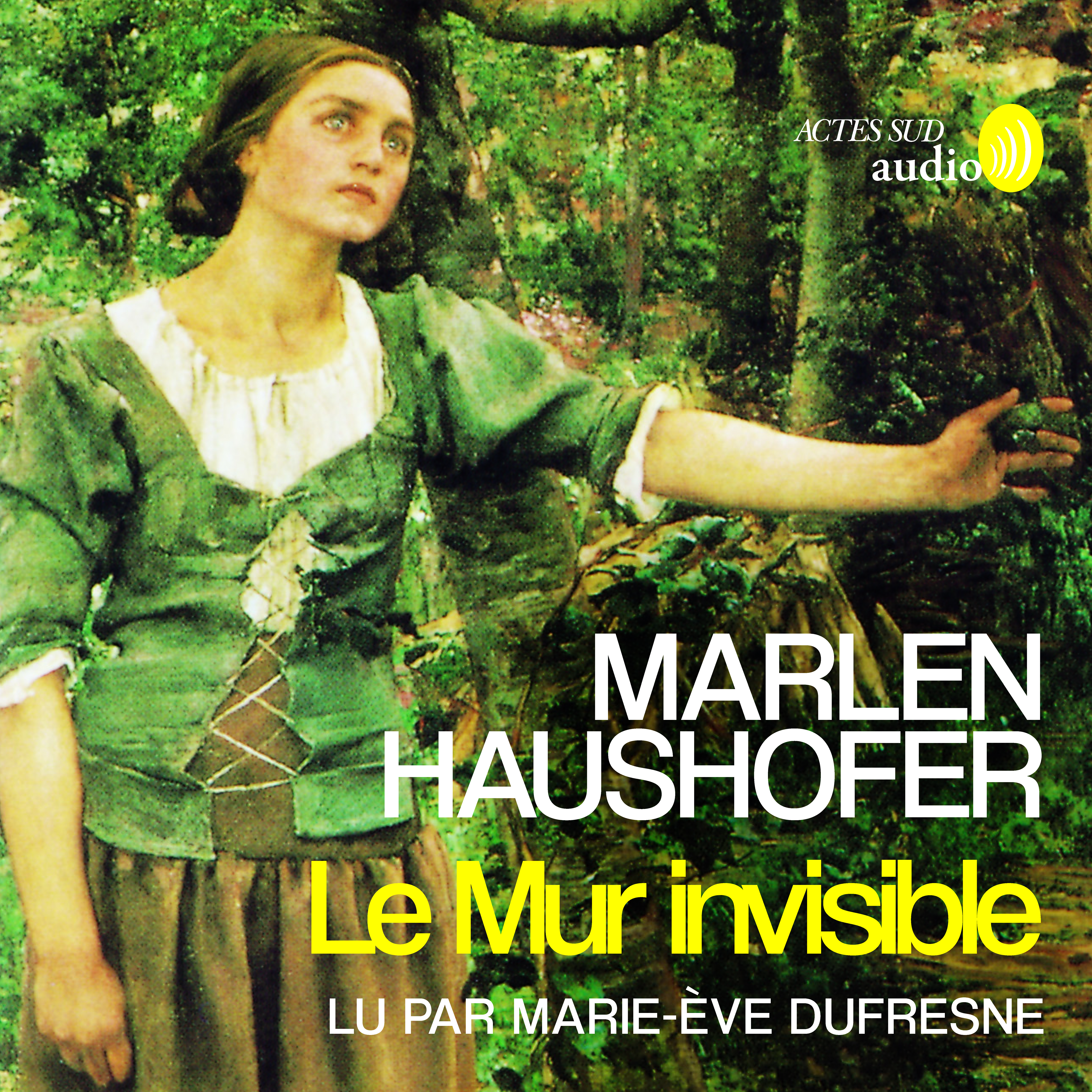 Le mur invisible  CD mp3  (6h30) - Marlen Haushofer