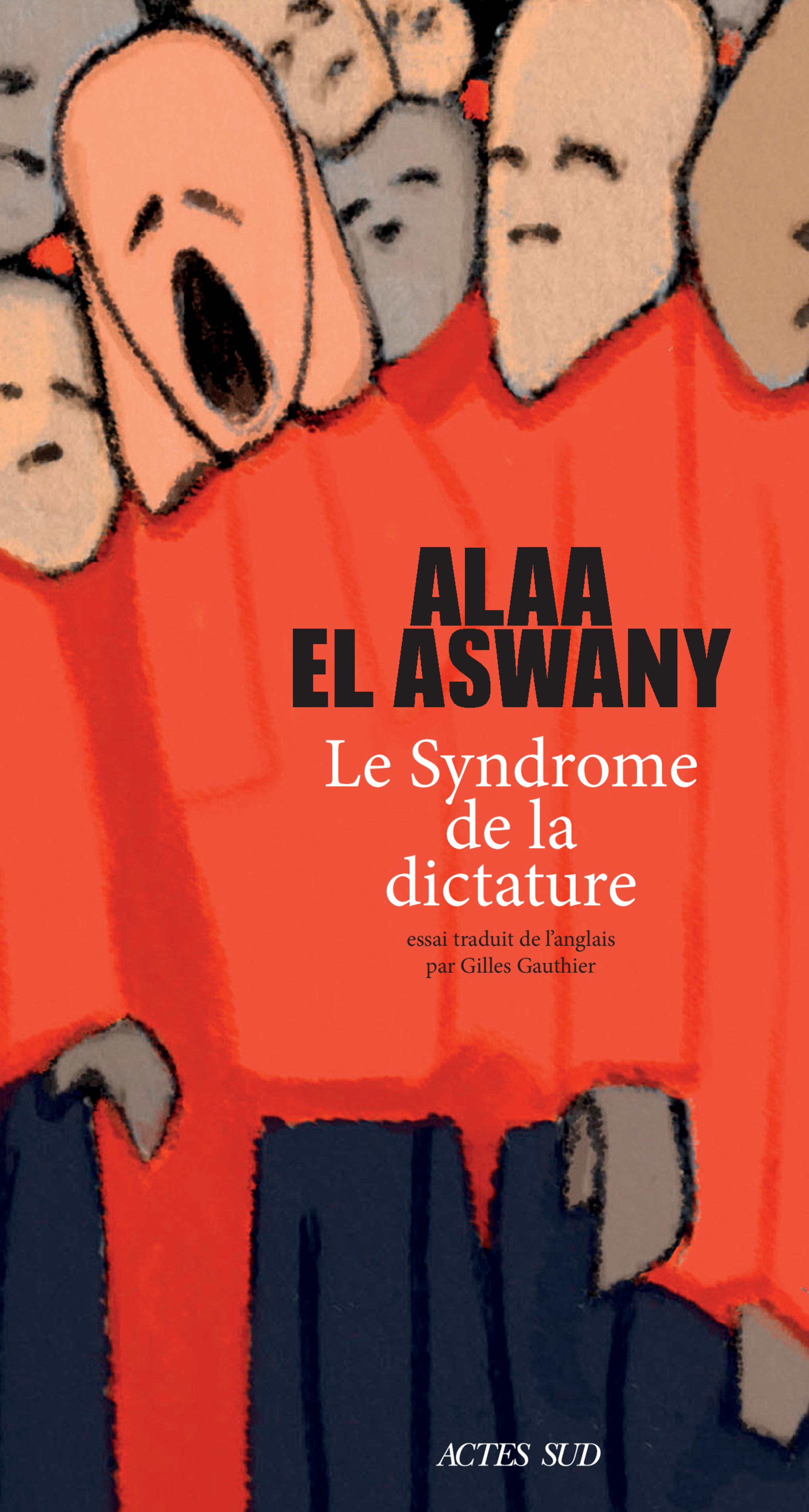 Vignette du livre Le syndrome de la dictature