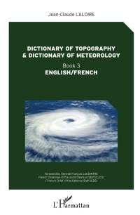 Vignette du livre Dictionary of Topography & Dictionary of Meteorology : Engl/Fre