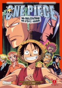 One Piece : La malédiction de l'épée sacrée T.1 - Eiichiro Oda