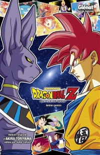 Vignette du livre Dragon Ball Z : Battle of Gods