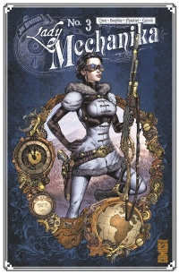 Vignette du livre Lady Mechanika T.3 : Les Tablettes du destin