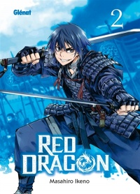 Vignette du livre Red Dragon T.2