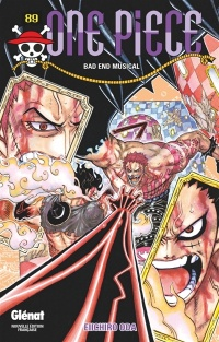 Vignette du livre One Piece : édition originale T.89 : Bad End Musical