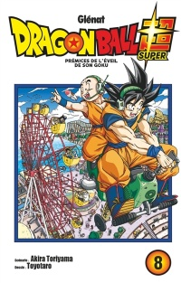 Dragon Ball Super T.8 : Prémices de l'éveil de Son Goku,  Toyotaro