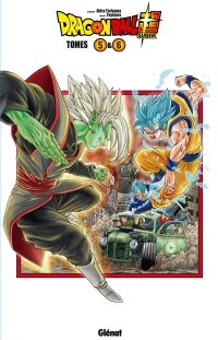 Vignette du livre Dragon Ball Super, Coffret T.5-6