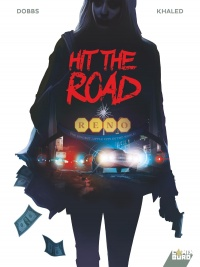 Vignette du livre Hit the Road -  Dobbs, Khaled Afif