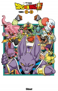 Vignette du livre Dragon Ball Super Coffret T.7-8