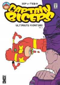 Captain Biceps : Ultimate Fighting T.1,  Tébo