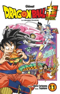 Vignette du livre Dragon Ball super T.11