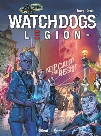 Vignette du livre Watch dogs legion T.1: Watch dogs legion