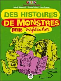 Histoires de monstres, pour réfléchir, Manu Boisteau