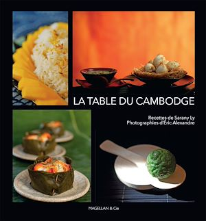 Vignette du livre Table du Cambodge (La)