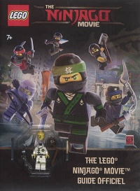Vignette du livre The Lego Ninjago Movie : le guide officiel