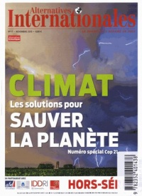 Vignette du livre Alternatives internationales. Hors-série No 17 : Climat
