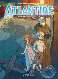 Atlantide : terre engloutie T.1, Luisa Russo