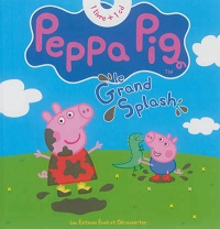 Vignette du livre Peppa Pig : le grand splash