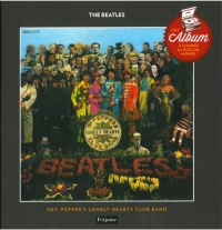 Vignette du livre The Beatles :Sergent Pepper's lonely hearts club band