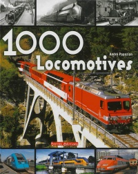 1.000 locomotives - André Papazian
