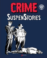 Vignette du livre Crime Suspenstories T.1