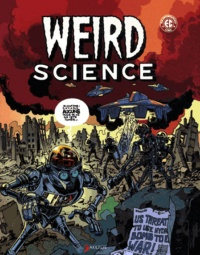 Vignette du livre Weird Science T.1