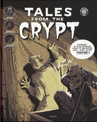 Tales From the Crypt : L'intégrale T.2 - Jack E. Davis