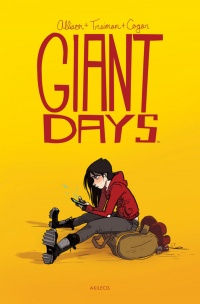 Vignette du livre Giant Days T.1