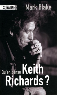 Vignette du livre Qu'en Pense Keith Richards ?