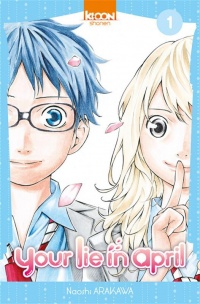 Vignette du livre Your Lie in April T.1