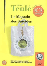 Vignette du livre Magasin des suicides (Le) 1 CD mp3 (3h30)
