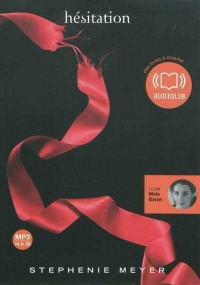 Hésitation  2 CD mp3 (14h25) - Stepheny Meyer