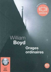 Vignette du livre Orages ordinaires  2 CD mp3 (13h07)