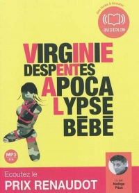 Apocalypse bébé 1 CD mp3 (8h45) - Virginie Despentes