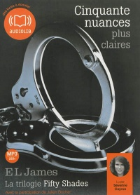Vignette du livre Fifty Shades T.3 :Cinquante nuances plus claires 2 CD mp3 (20h00)