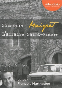 Vignette du livre Affaire Saint-Fiacre (L') 1 CD mp3  (3h48)