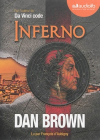 Vignette du livre Inferno  2 CD  (16h00) - Dan Brown
