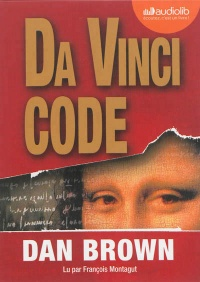 Da Vinci code  2 CD mp3  (17h00) - Dan Brown