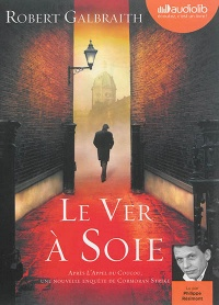 Vignette du livre Ver à soie (Le)  2 CD mp3  (17h05) - Robert Galbraith
