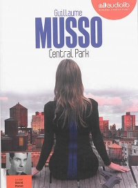 Central Park  1 CD mp3  (7h50) - GUILLAUME MUSSO