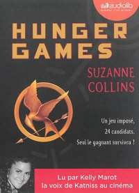 Vignette du livre Hunger games T.1  1 CD mp3  (11h40)